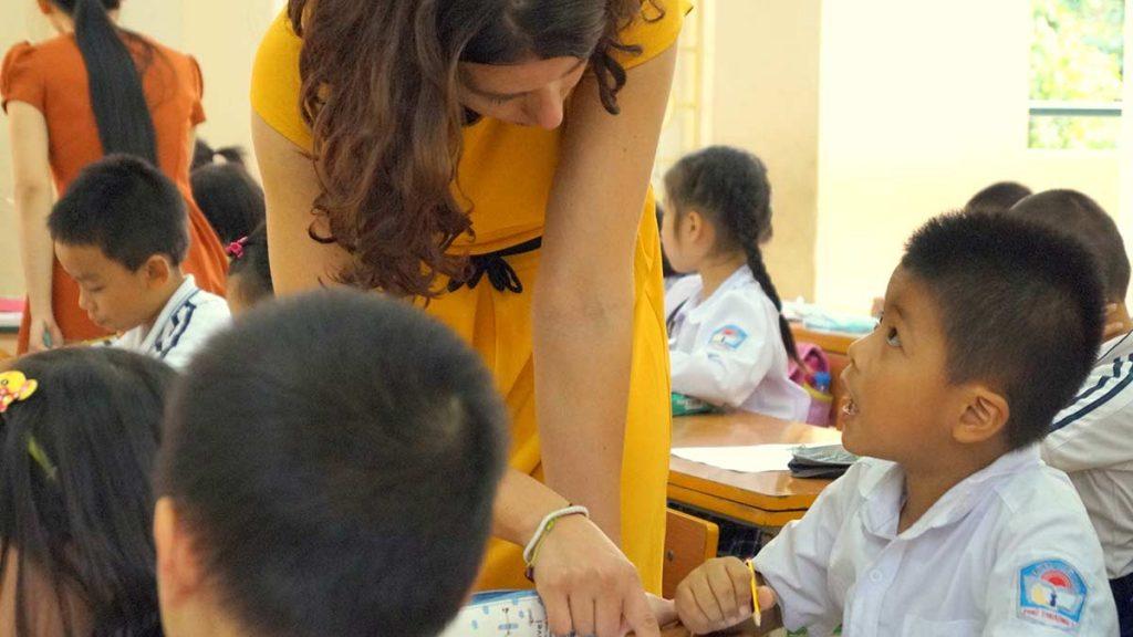 Teaching In Hanoi