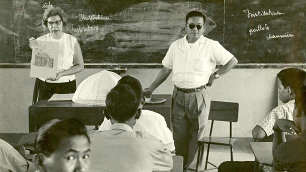 Old Vietnam Expat+teacher Manhhai