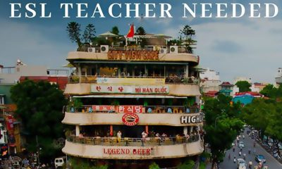 Teaching Hanoi Teachers Needed Chao