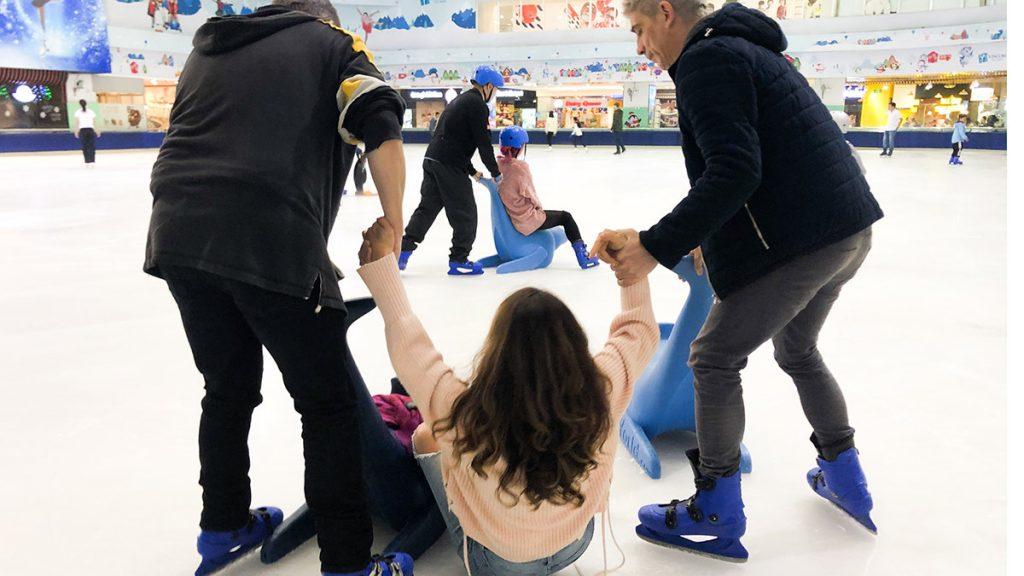 Chao Hanoi Ice Skating 1