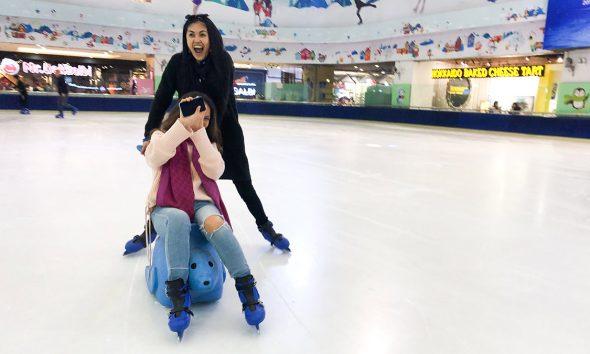 Chao Hanoi Ice Skating 2020