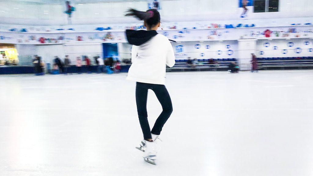 Hanoi Ice Skating Vincom Royal