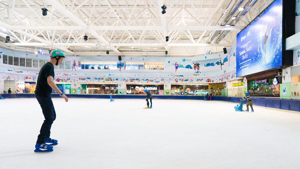 Chao Hanoi Ice Skating Vincom