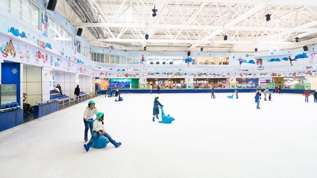 Chao Hanoi Ice Rink 2020