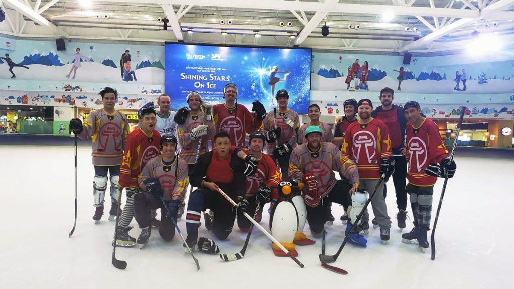 Hockey Hanoi League