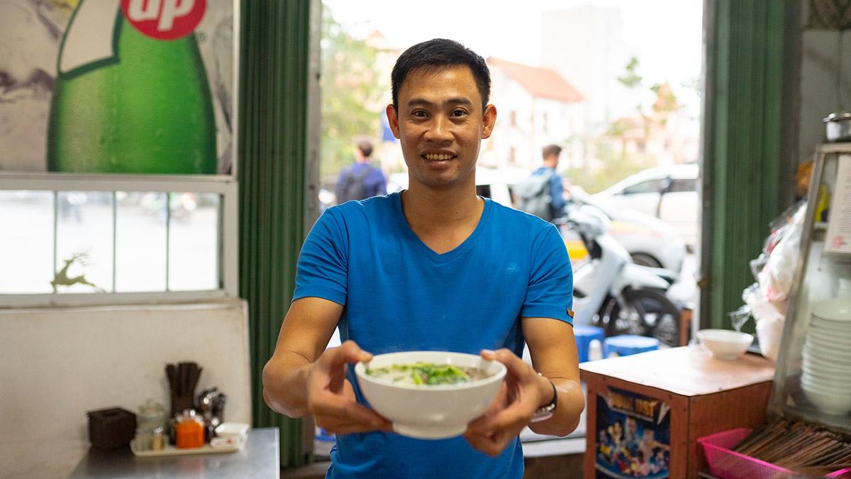 Chao Hanoi Pho Bay Hanoi