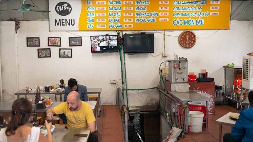 Spicy Pho Bay Hanoi Tay Ho