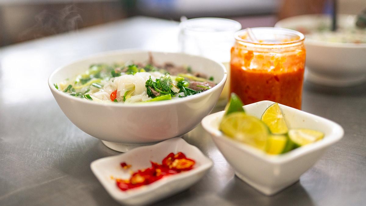 Spicy Pho Bay Hanoi