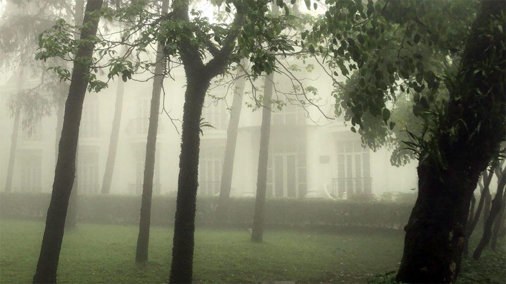 Ba Vi Fog