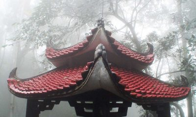 Uncle Ho Temple Bavi