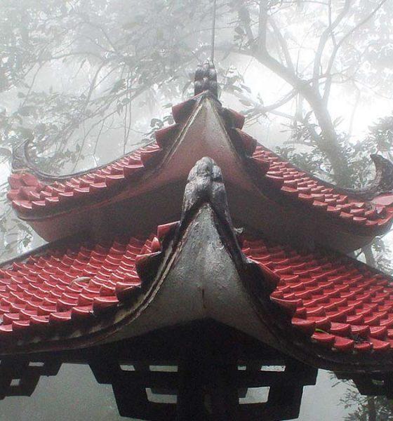 Uncle Ho Temple Bavi
