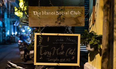 Hanoi Social Club Location