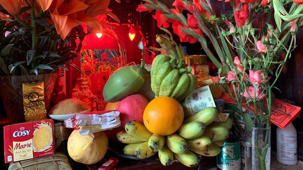 Hanoi Altar Fish Tet