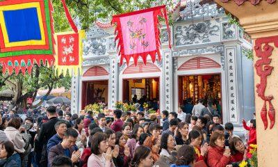 Temple Tay Ho Hanoi