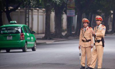 Hanoi Police Low Crime