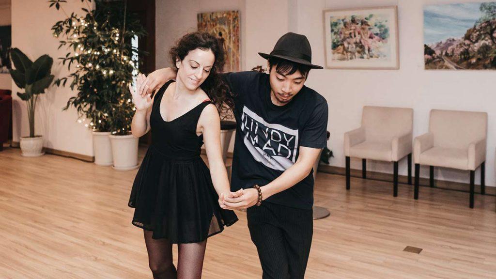 Hanoi Swing Dance
