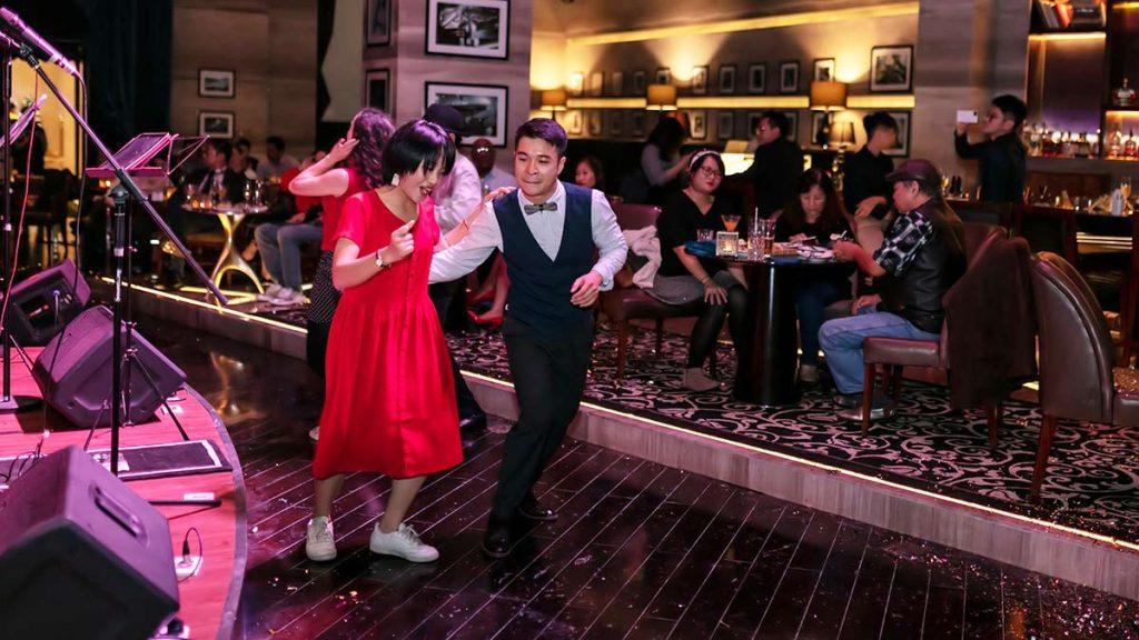 Swing Dancing Hanoi 2020