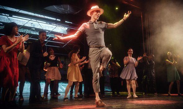 Hanoi Swing Dancing