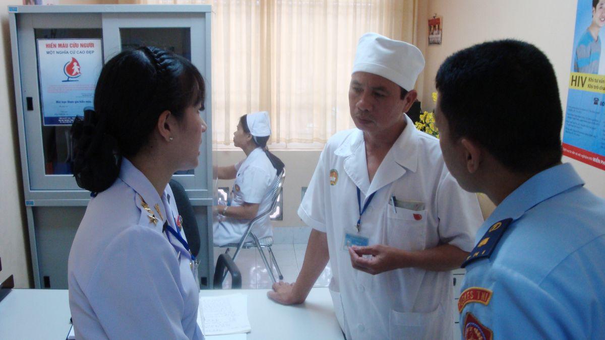 Vietnam Hospital