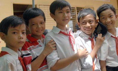 Students Vietnam