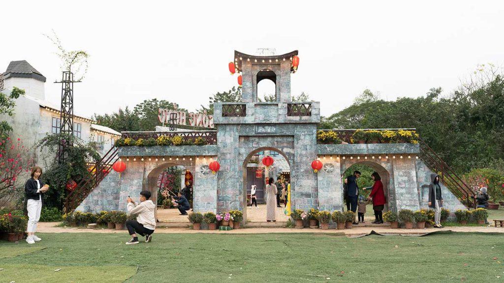 Hanoi Park Au Co 15