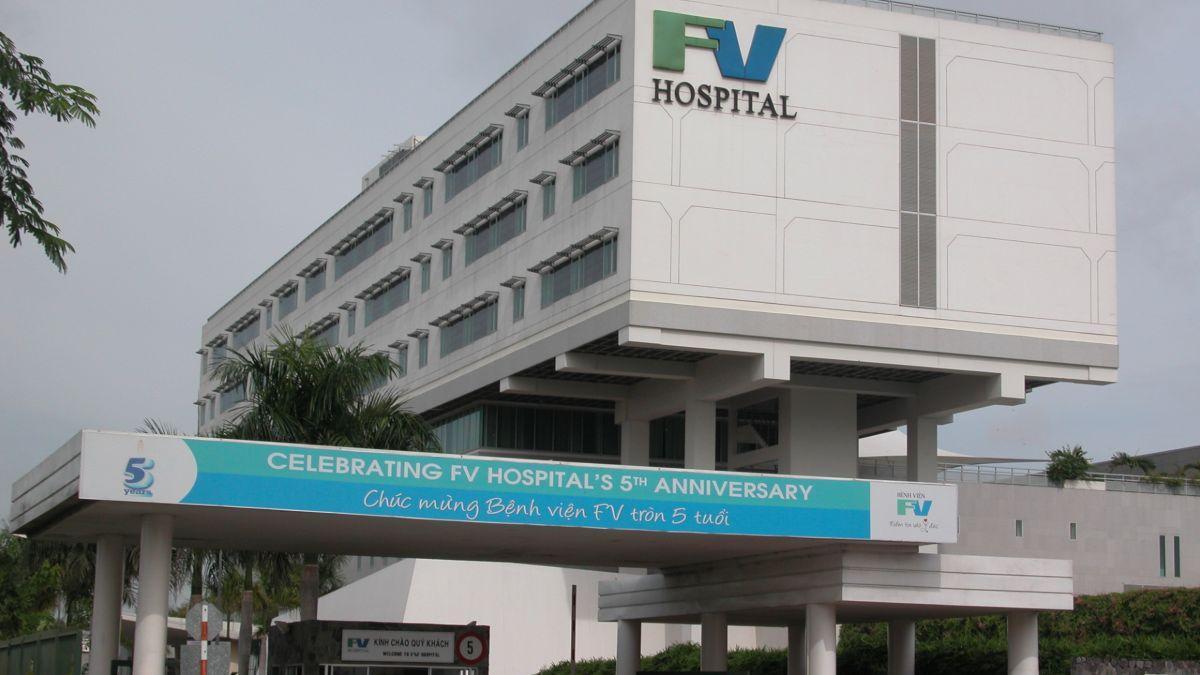 Hospital Vietnam 2