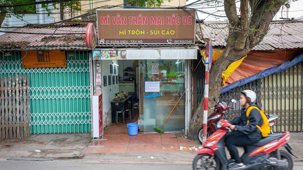 Hanoi Won Ton
