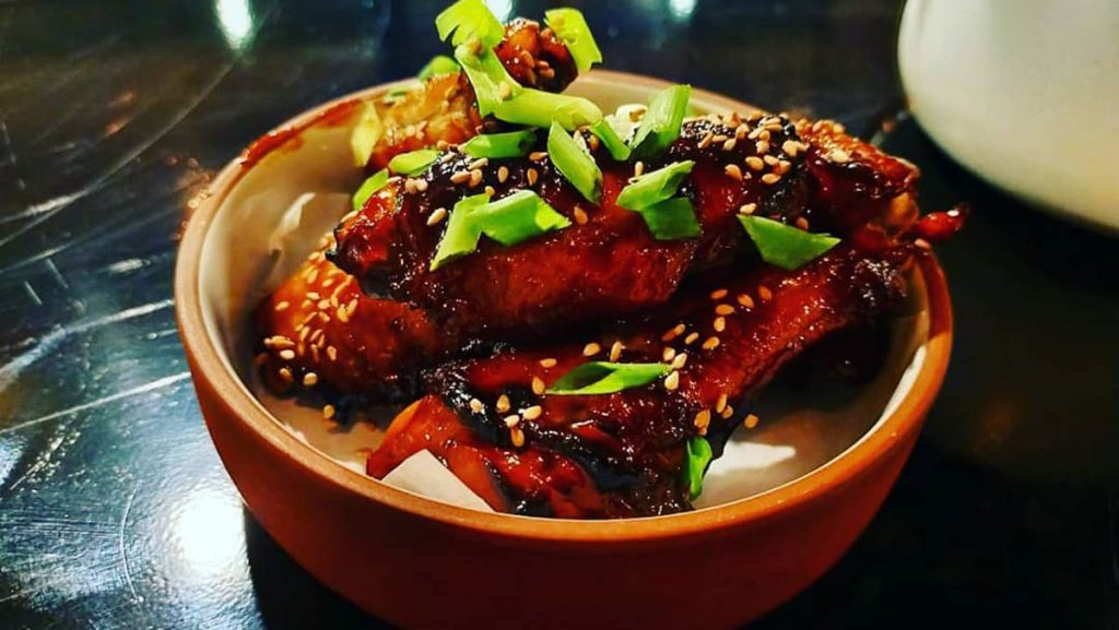 Chicken Hanoi Cider