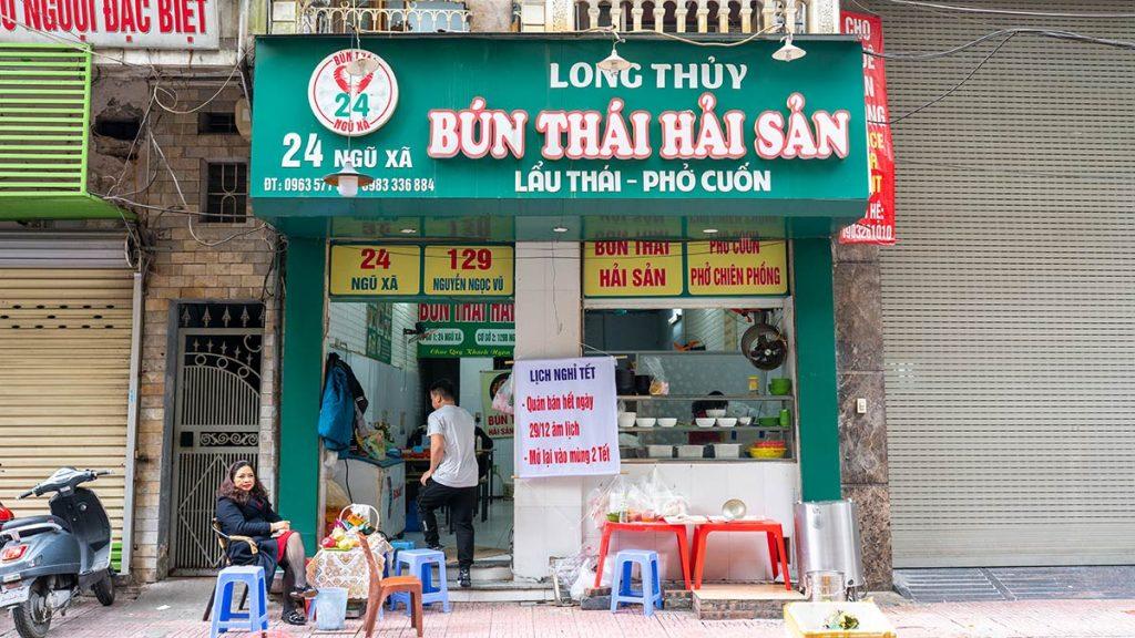 Hanoi Fish Soup Bun Thai 24 Ngu Xa 01