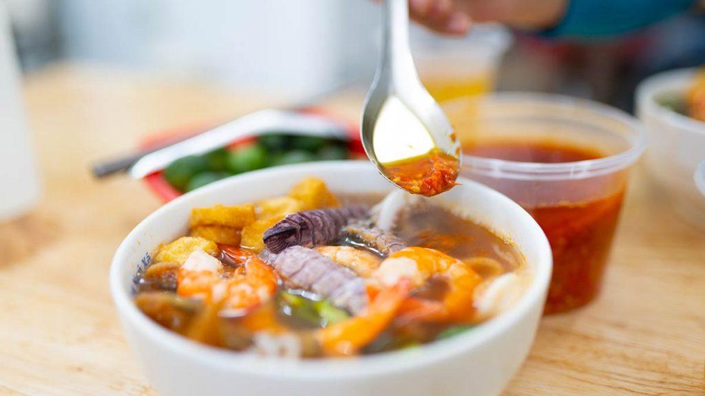 Hanoi Fish Soup Bun Thai 24 Ngu Xa 07