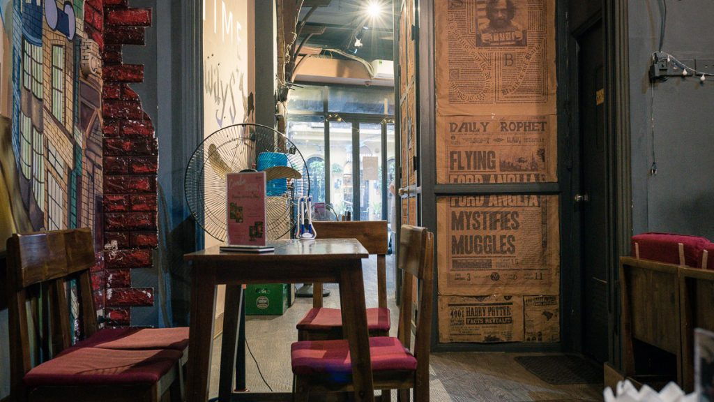 Cool Cafes In Hanoi 2