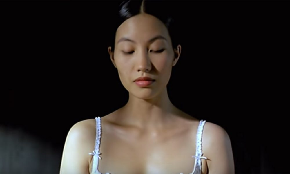 Vietnamese Woman Undressing Film