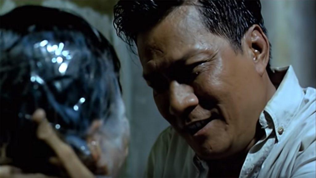 Cyclo Vietnam Film Violence