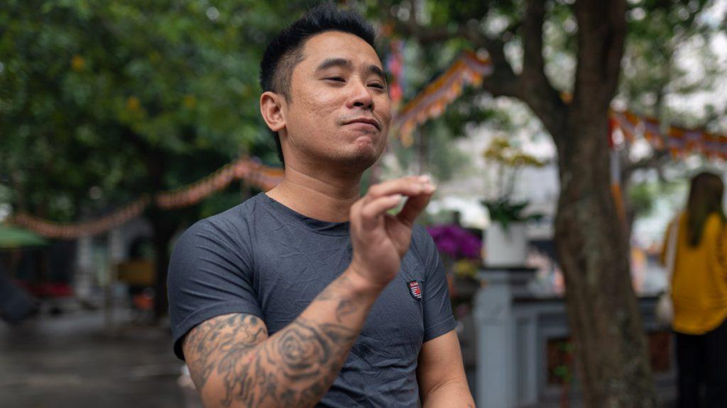 Sexy Vietnamese Man