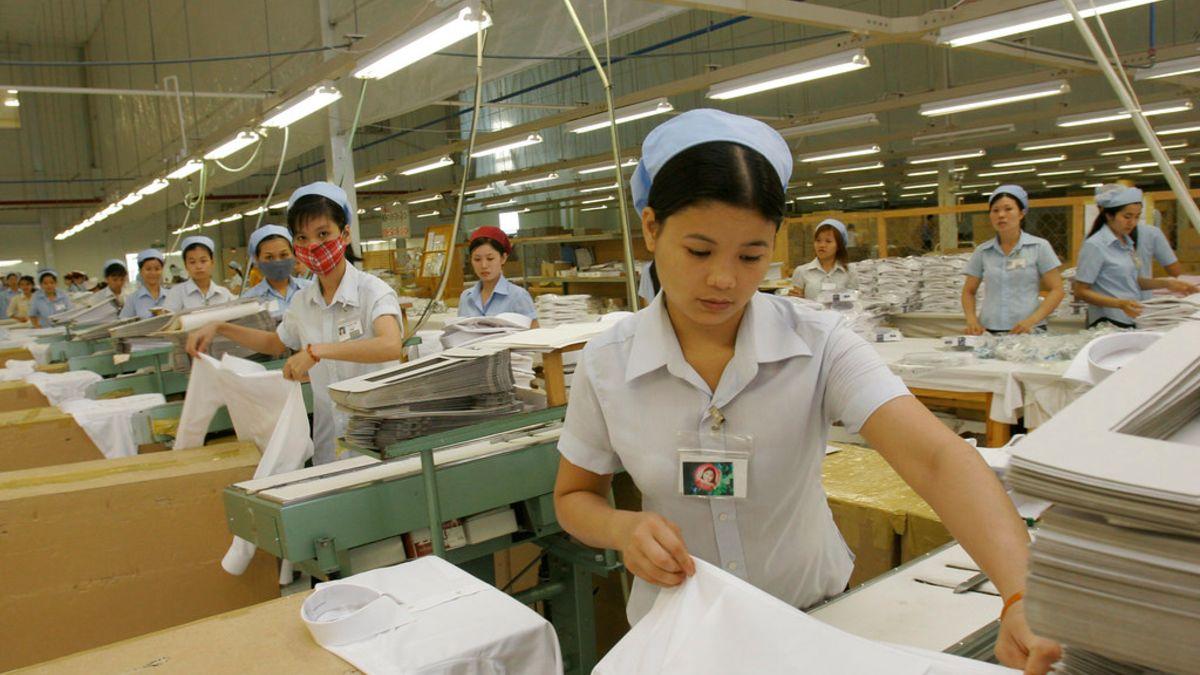Textile Industry Vietnam