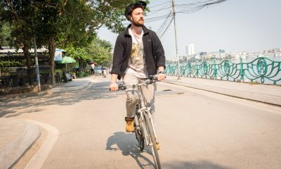 Bicycle In Hanoi 2