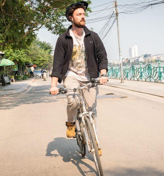 Bicycle In Hanoi 2