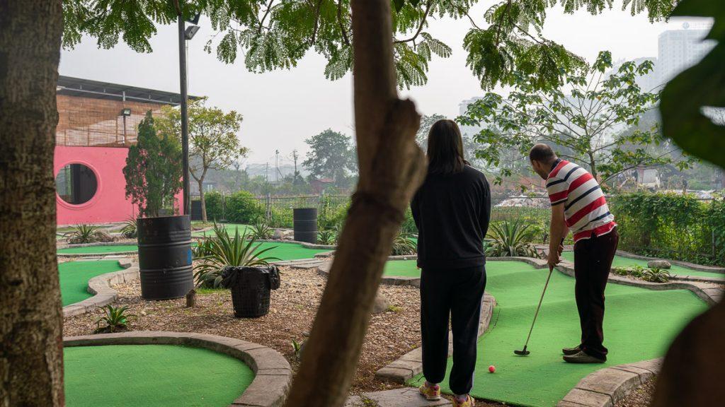 210220 Mini Golf Hanoi 2