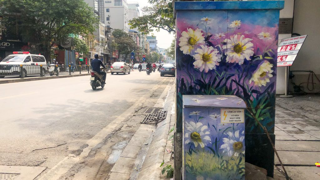 Hanoi Electrical Boxes 11