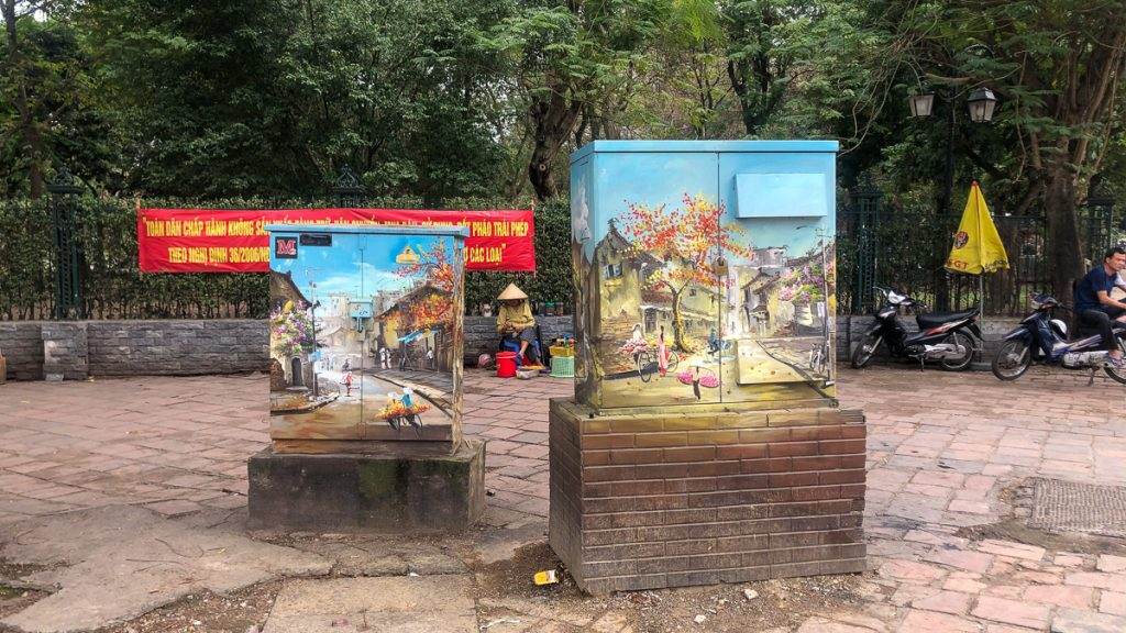 Hanoi Electrical Boxes 12