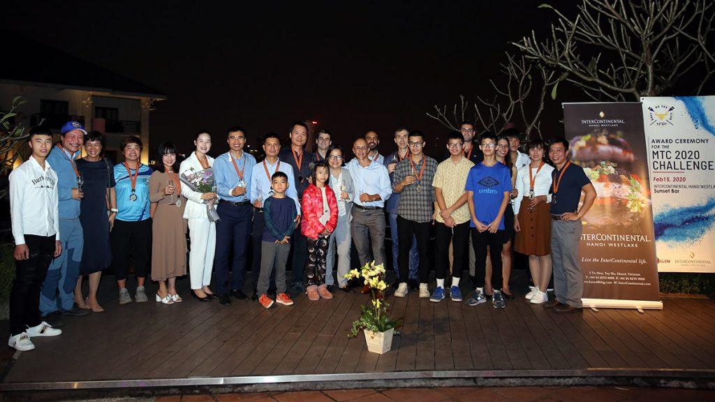 Tay Ho Boat Club Awards