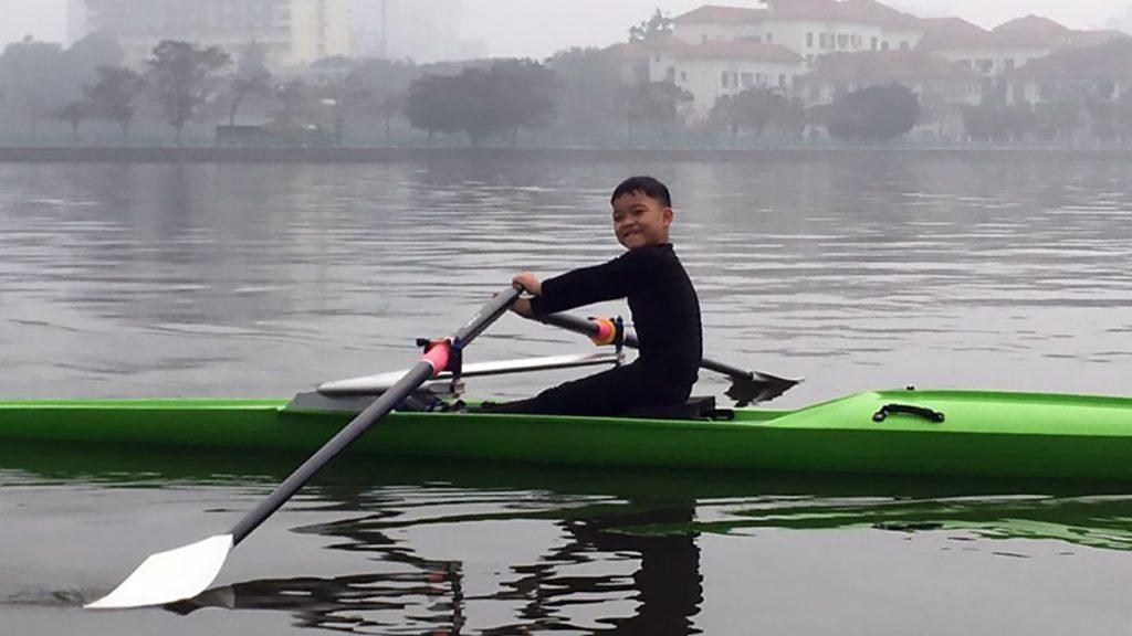 Tay Ho Boat