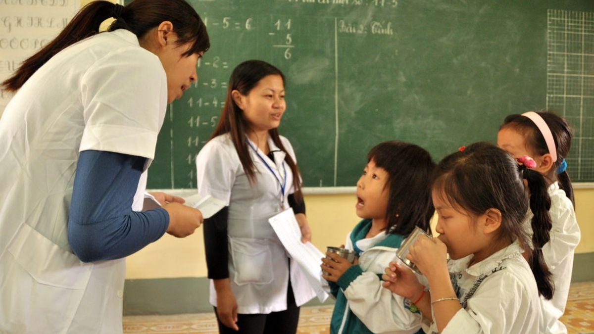 Vietnam School 2