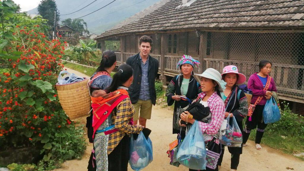 Sapa Sa Pa Hanoi Trip 01