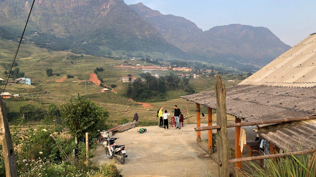 Sapa Sa Pa Hanoi Trip 15