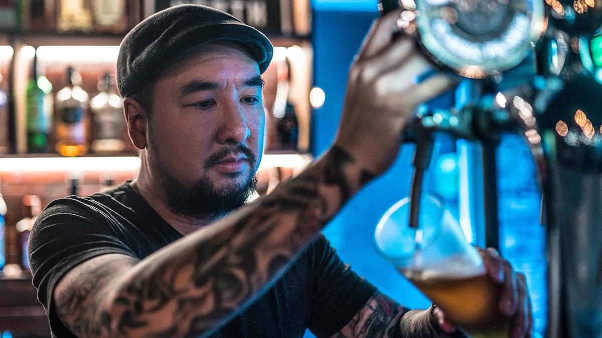 Northern Soul Hanoi Beer
