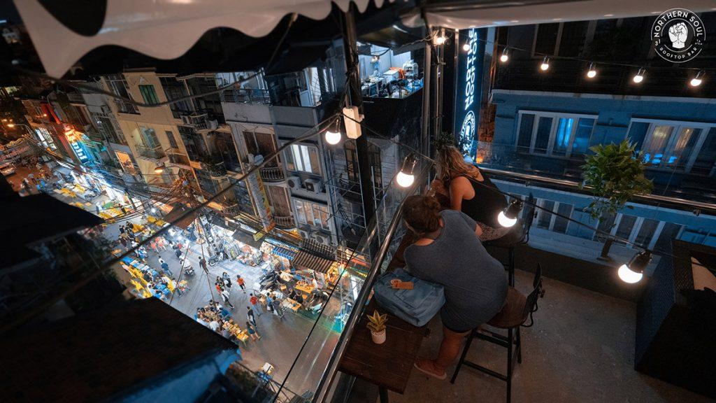 Best Hanoi Rooftop Bar