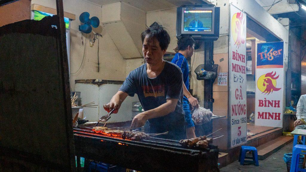 Hanoi Chicken Street 10