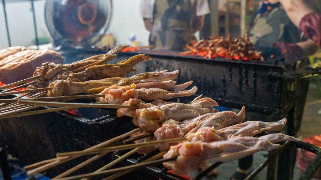 Hanoi Chicken Street 07