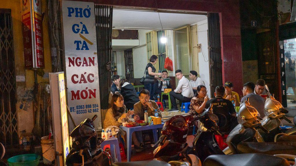 Hanoi Chicken Street 05